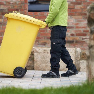 Mülltonnenservice im Abo