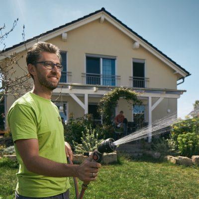 Gartenpflege im ABO - Das Original